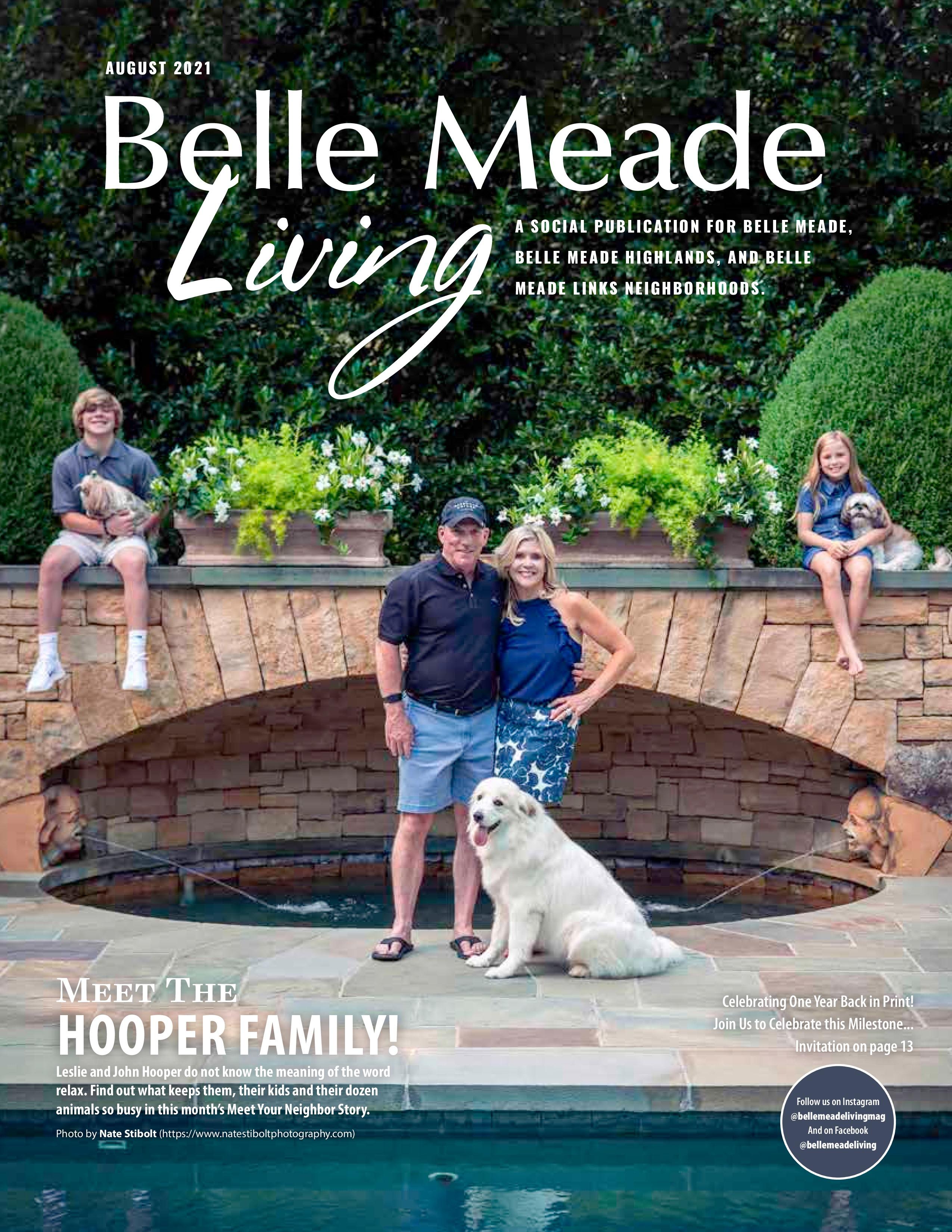 Belle Meade Living 2021-08-01