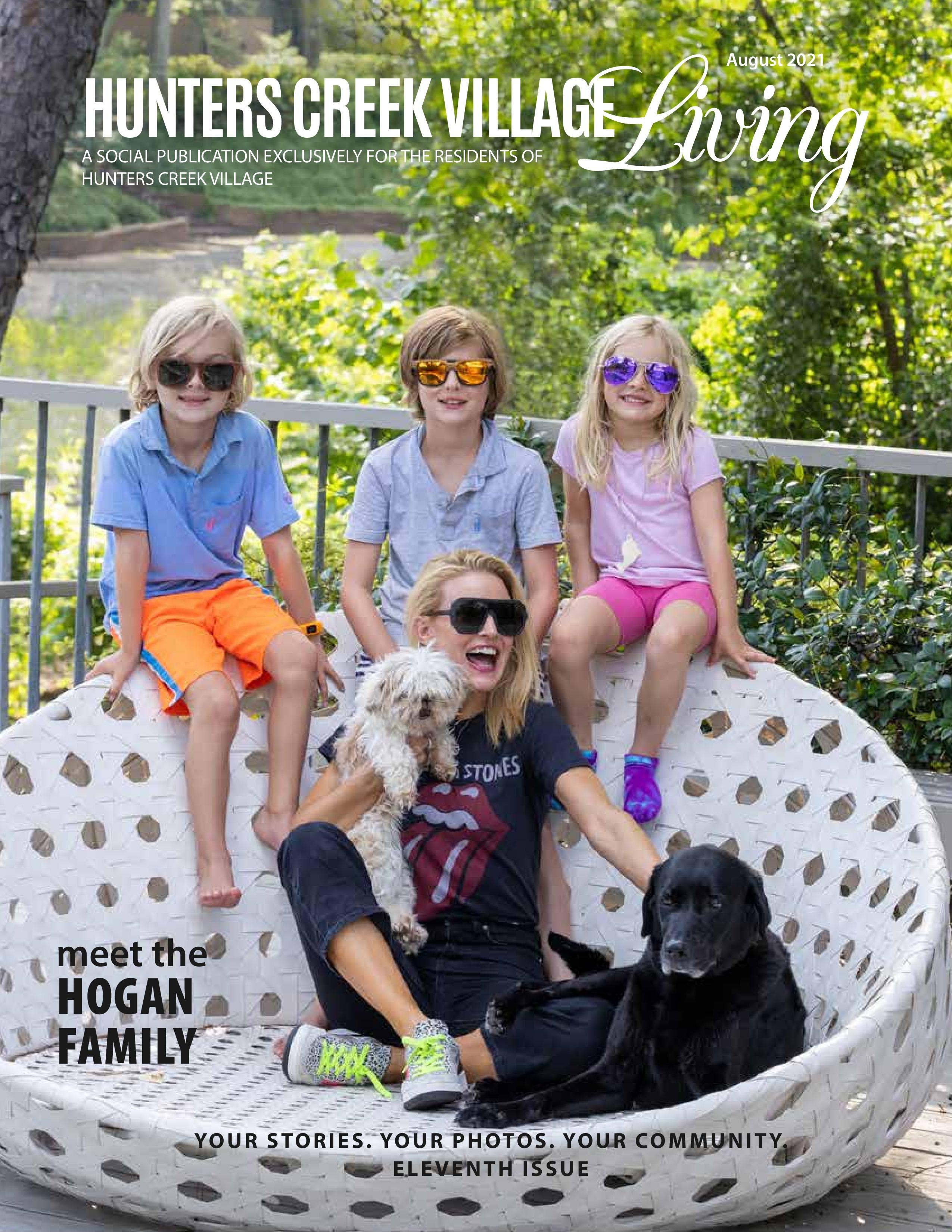 Hunters Creek Village Living 2021-08-01