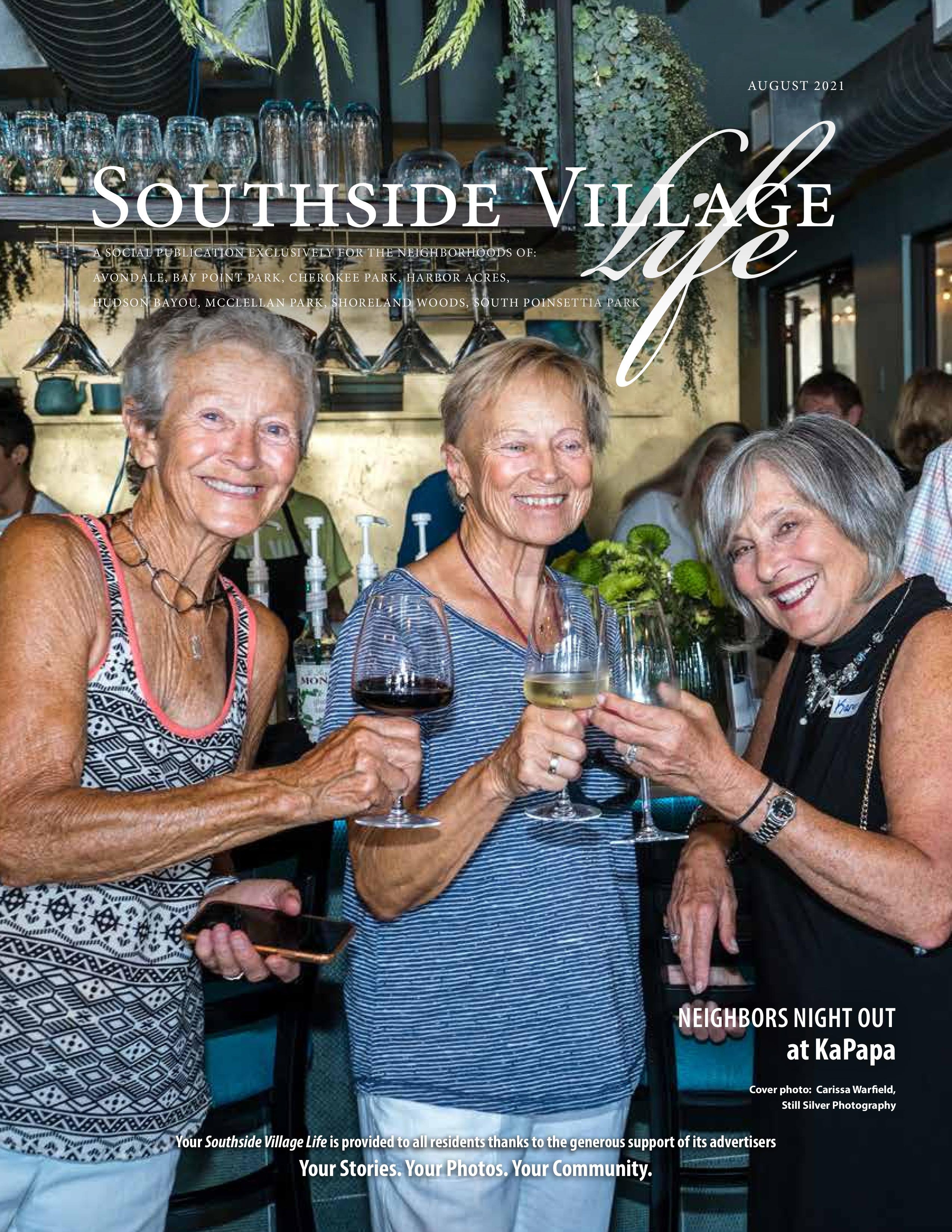 Southside Village Life 2021-08-01