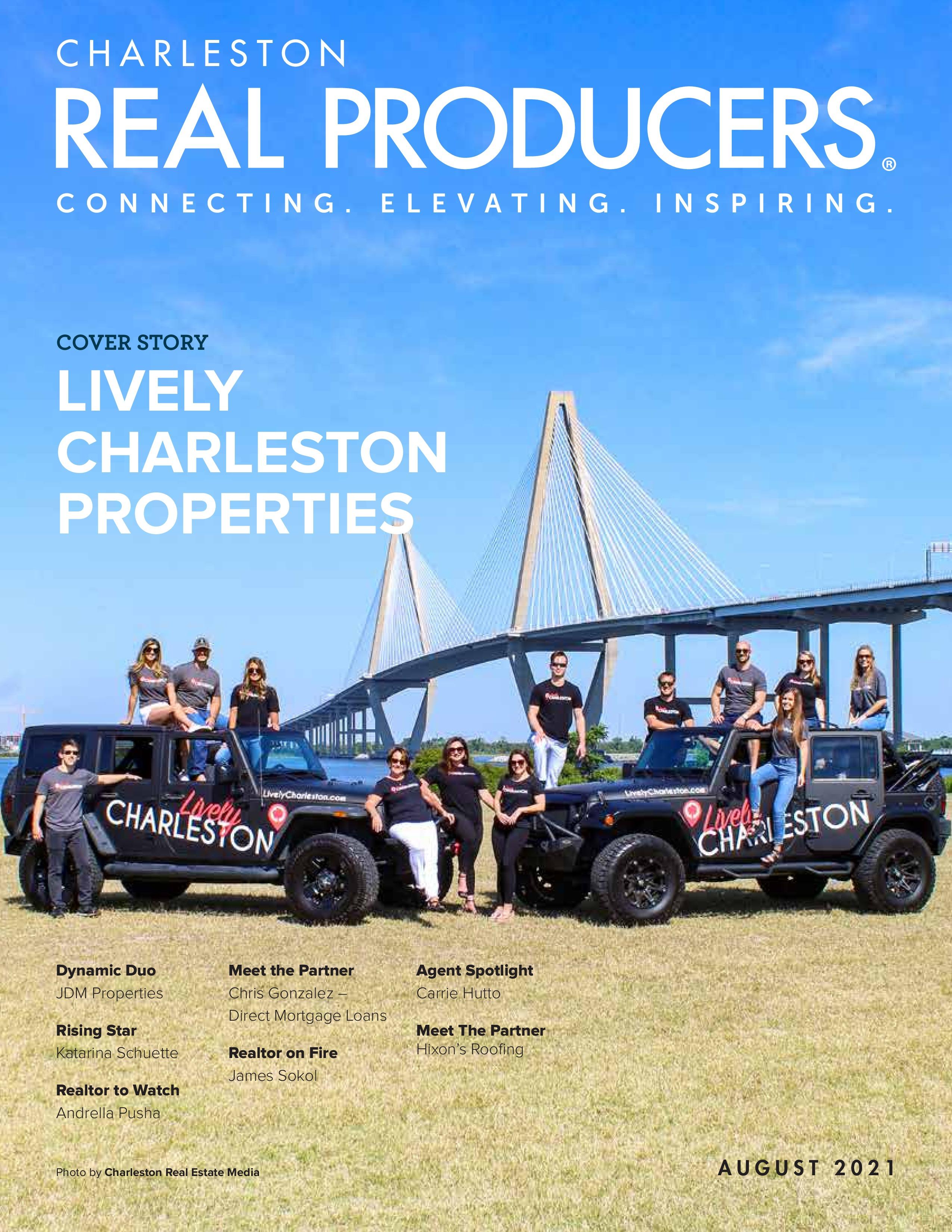 Charleston Real Producers 2021-08-01
