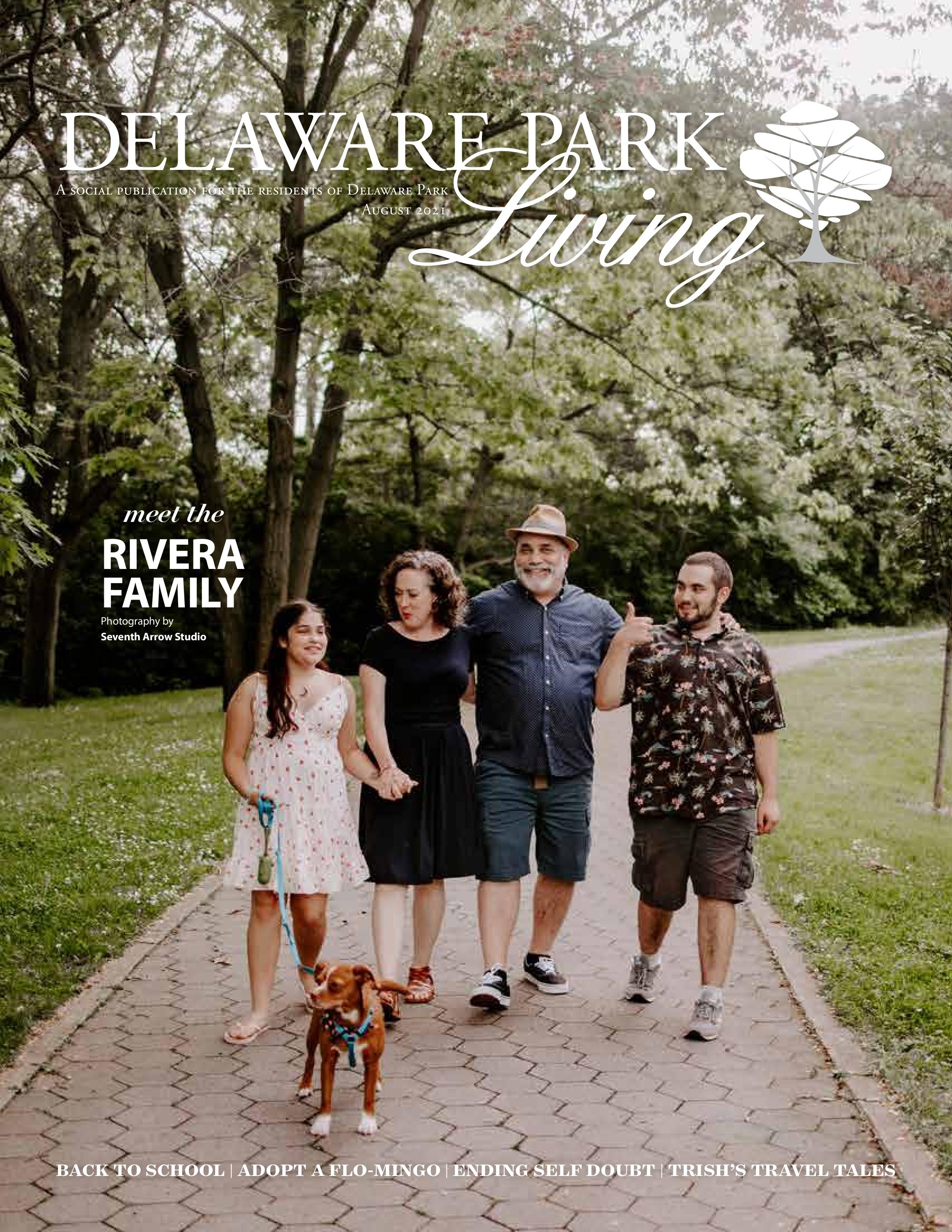 Delaware Park Living 2021-08-01
