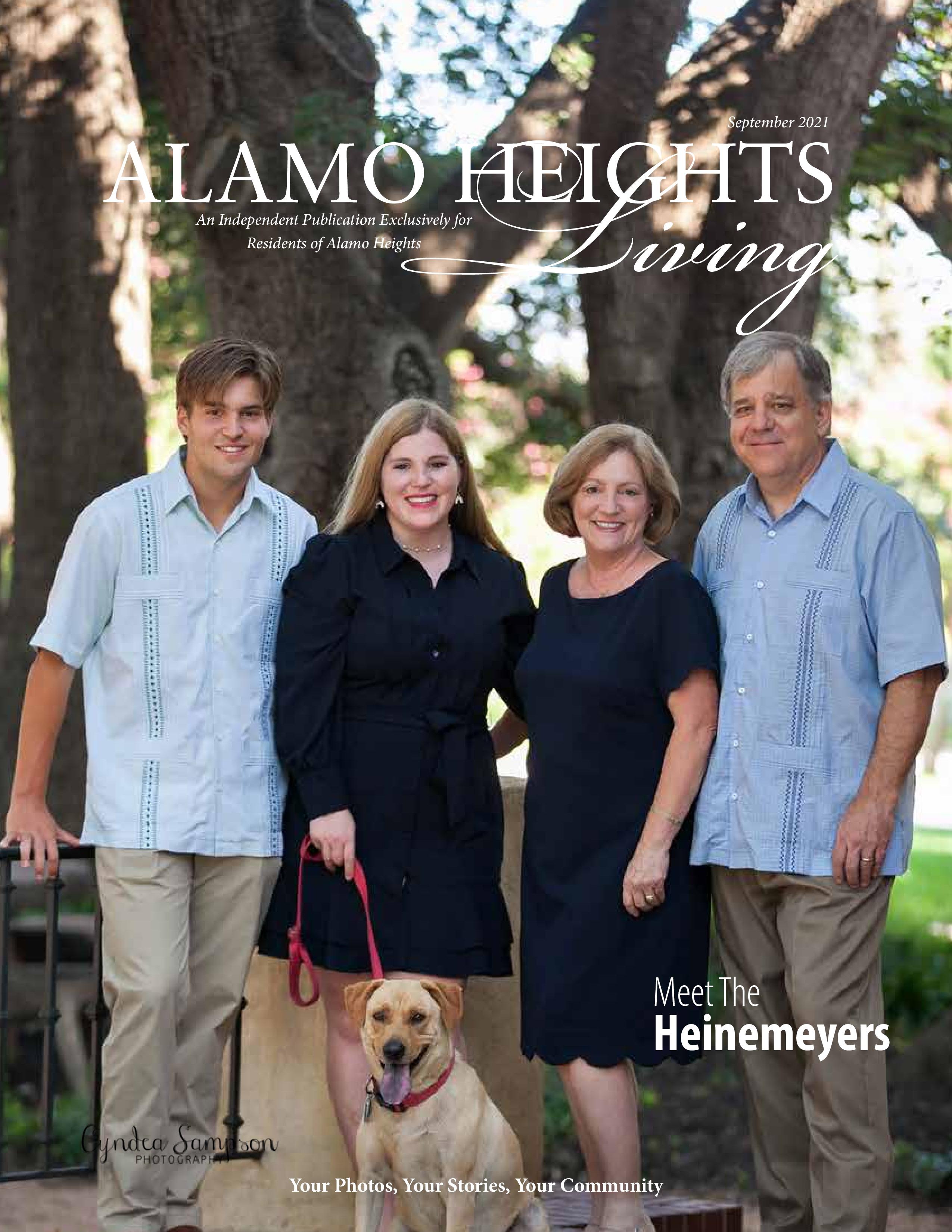 Alamo Heights Living 2021-09-01