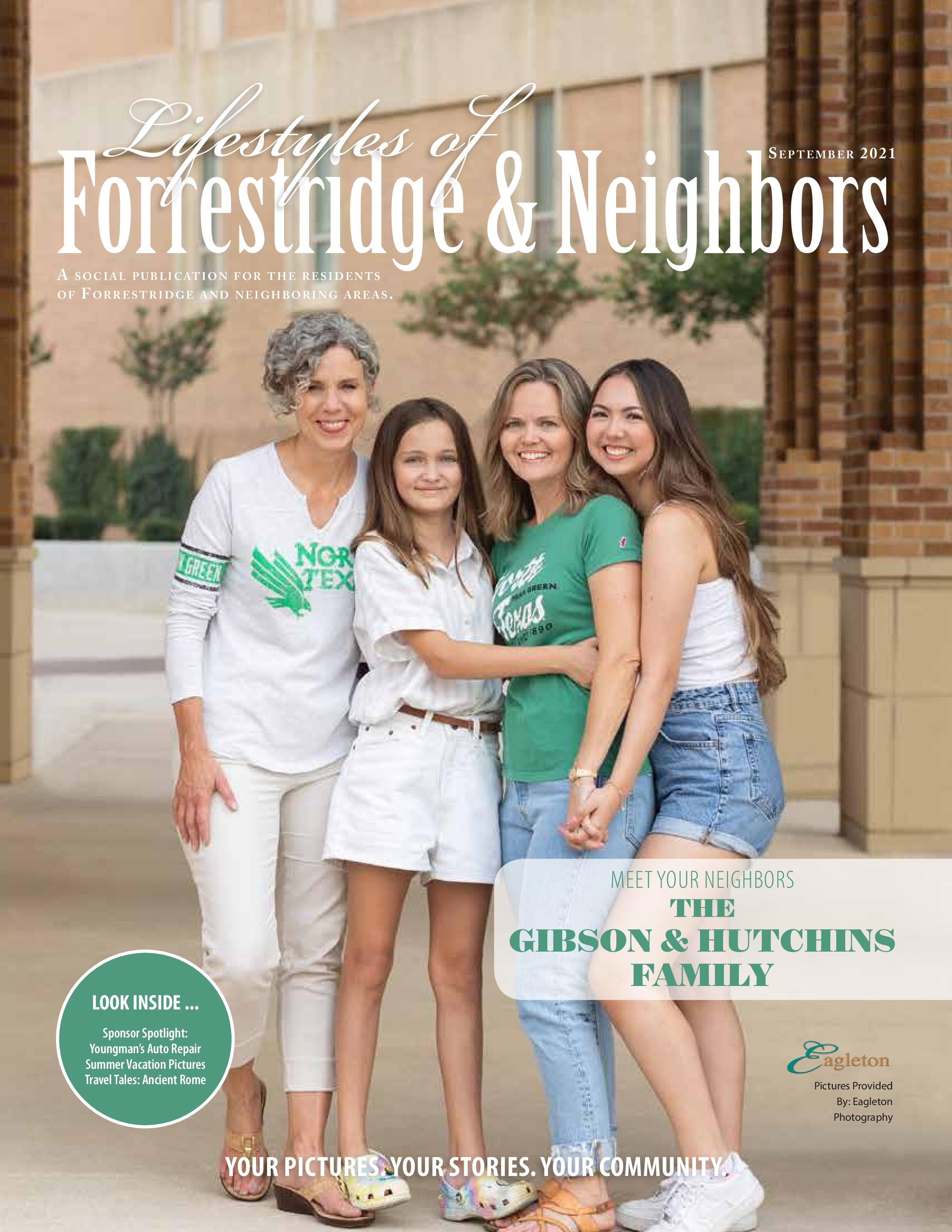 Lifestyles of Forrestridge and Neighbors 2021-09-01