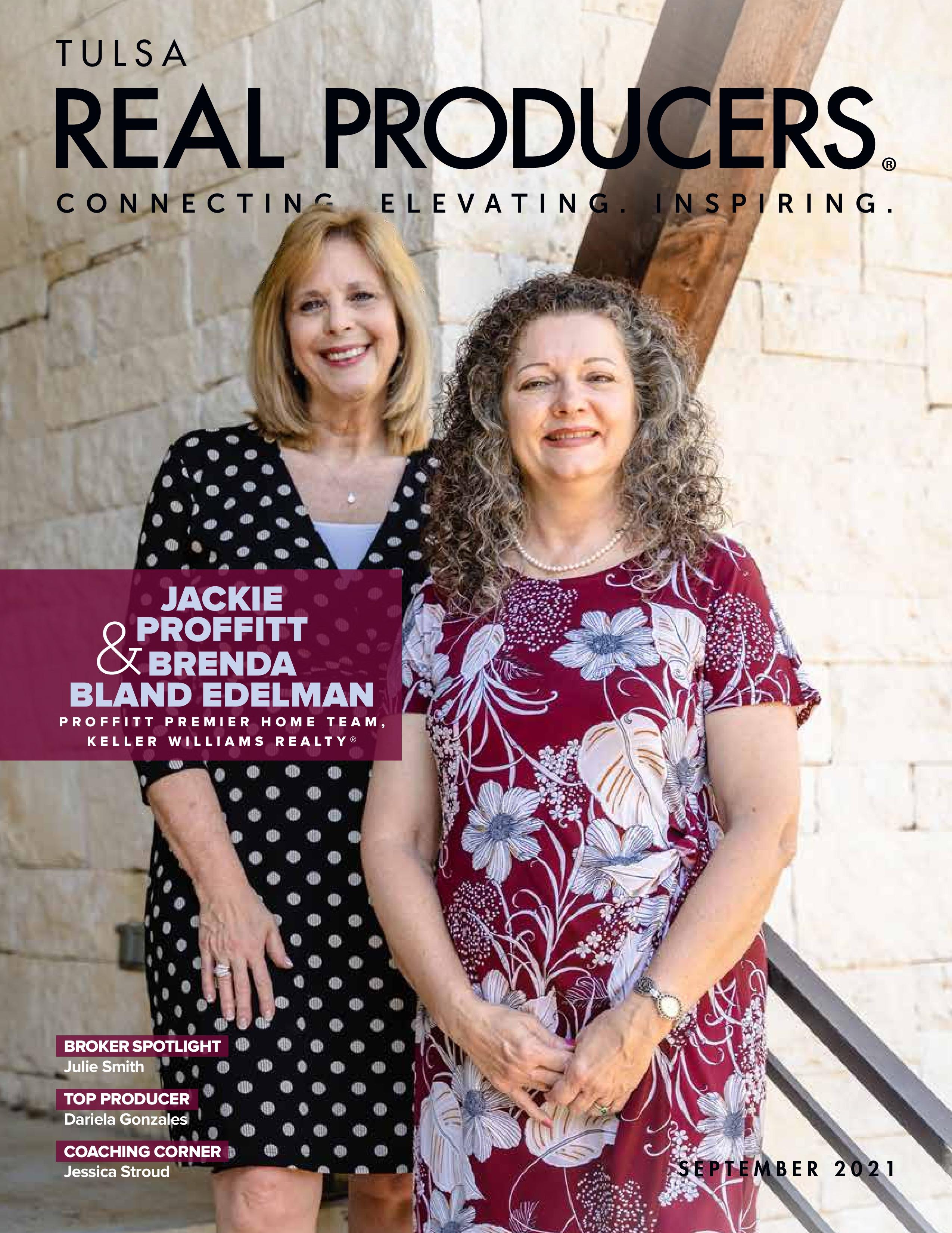 Tulsa Real Producers 2021-09-01
