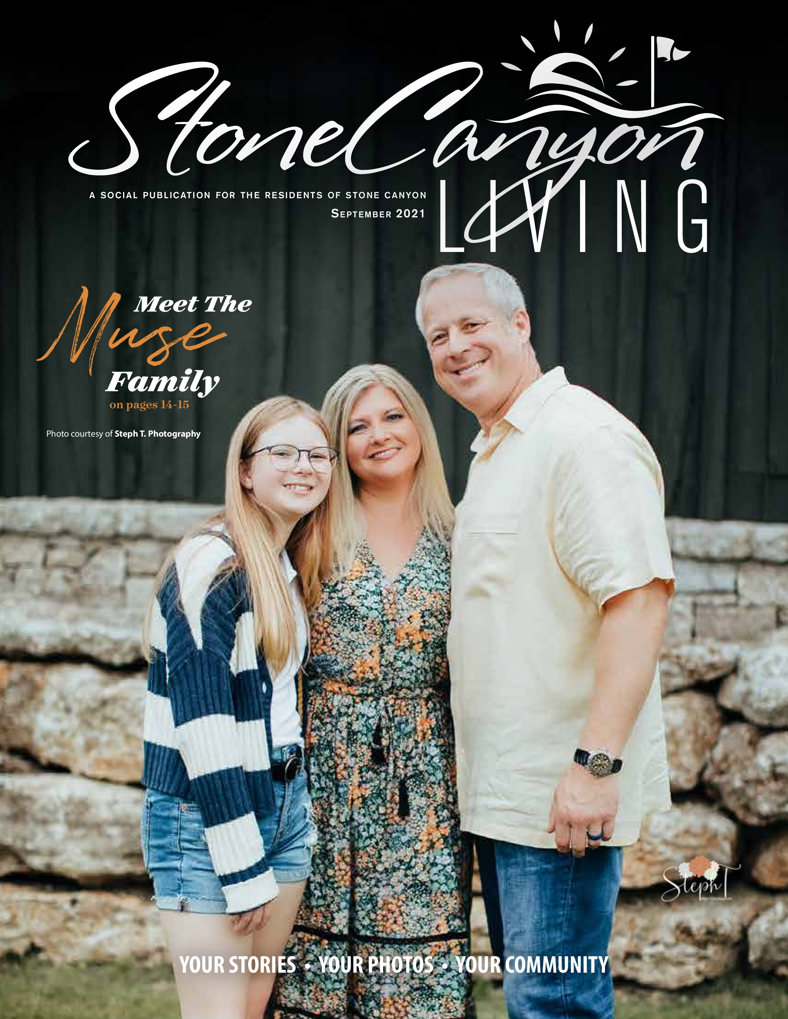 Stone Canyon Living 2021-09-01