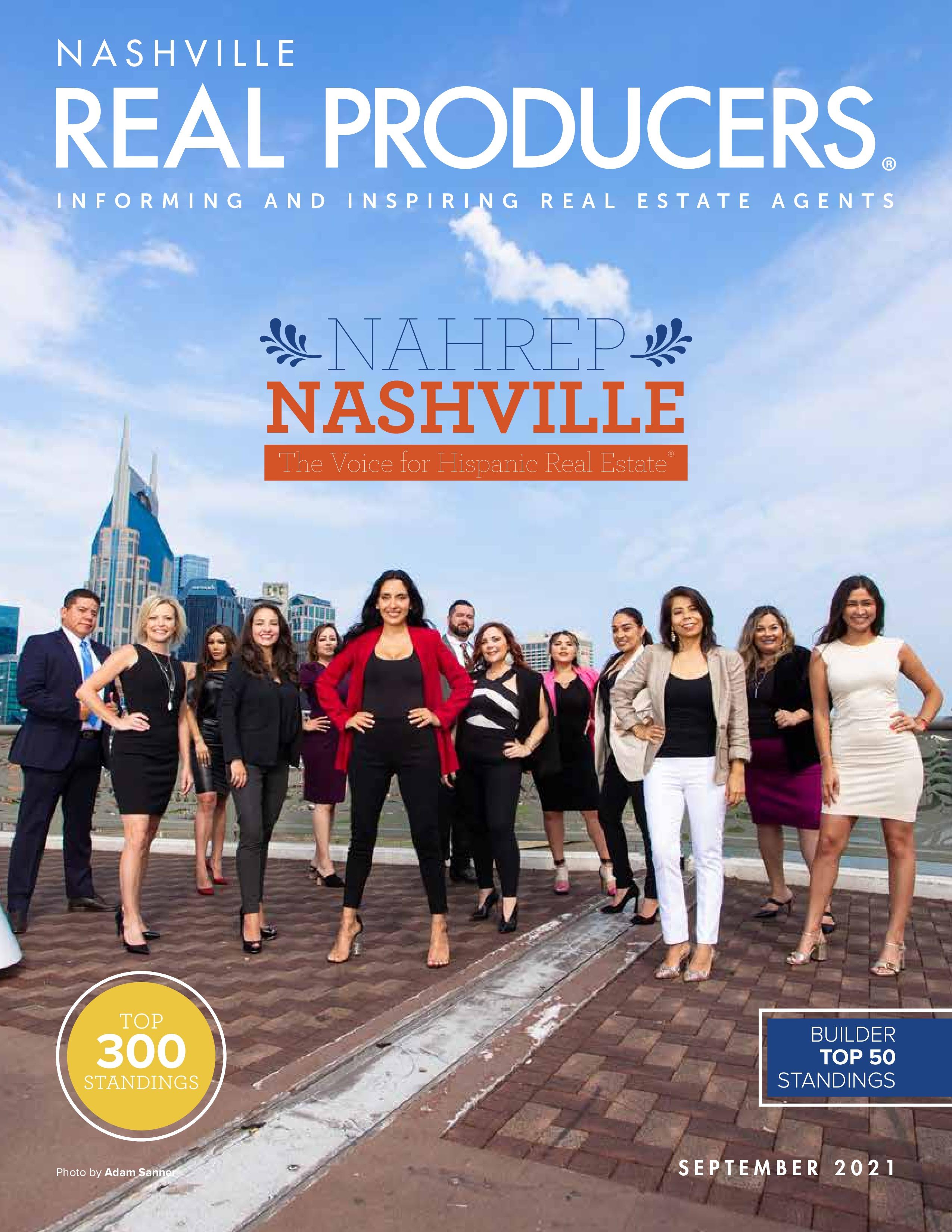 Nashville Real Producers 2021-09-01