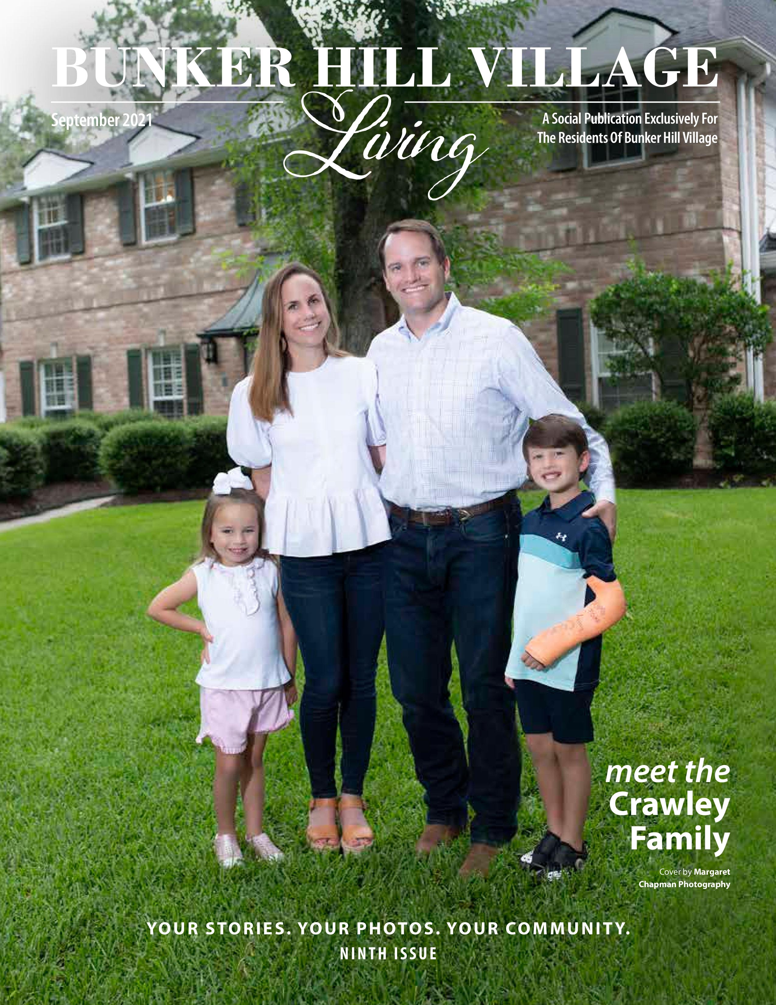 Bunker Hill Village Living 2021-09-01