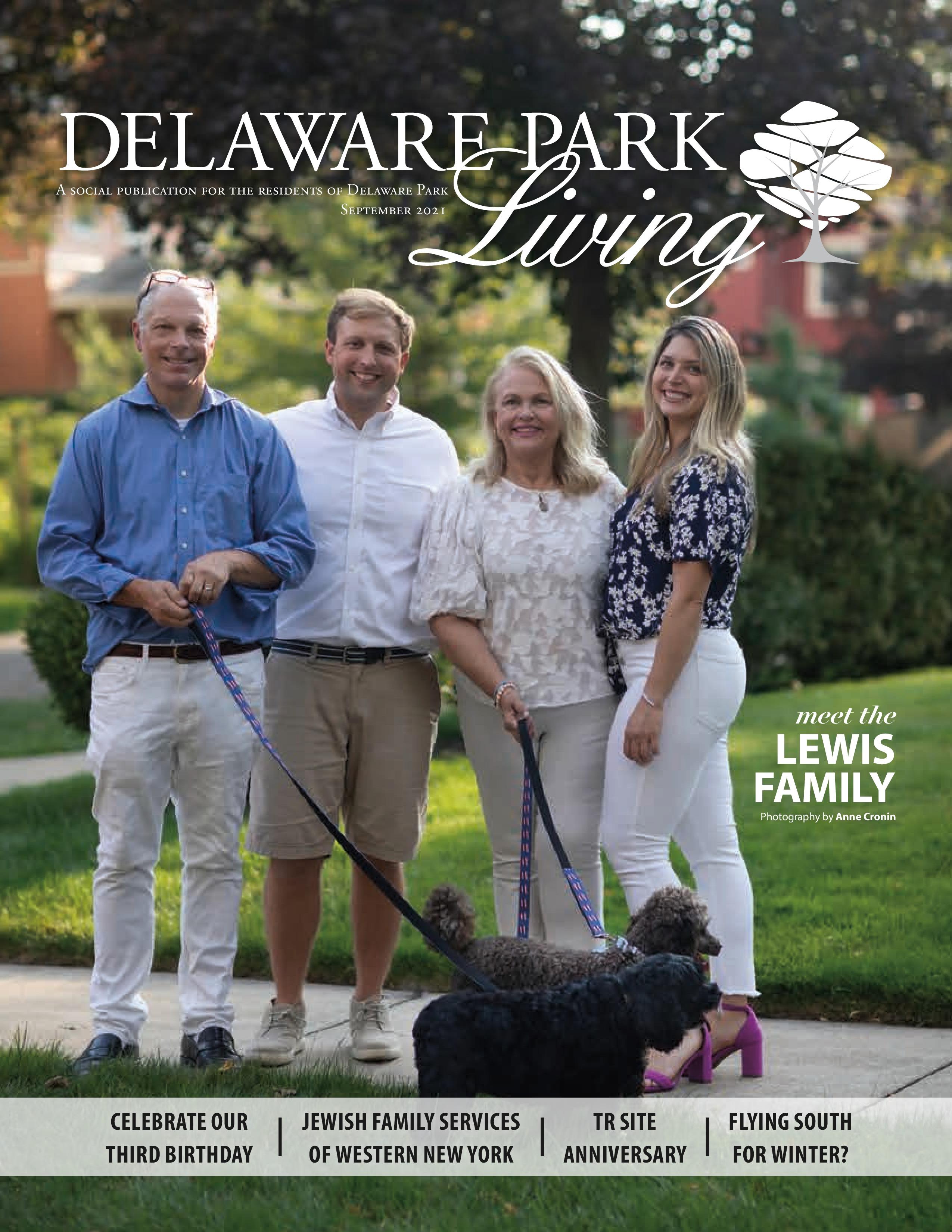 Delaware Park Living 2021-09-01