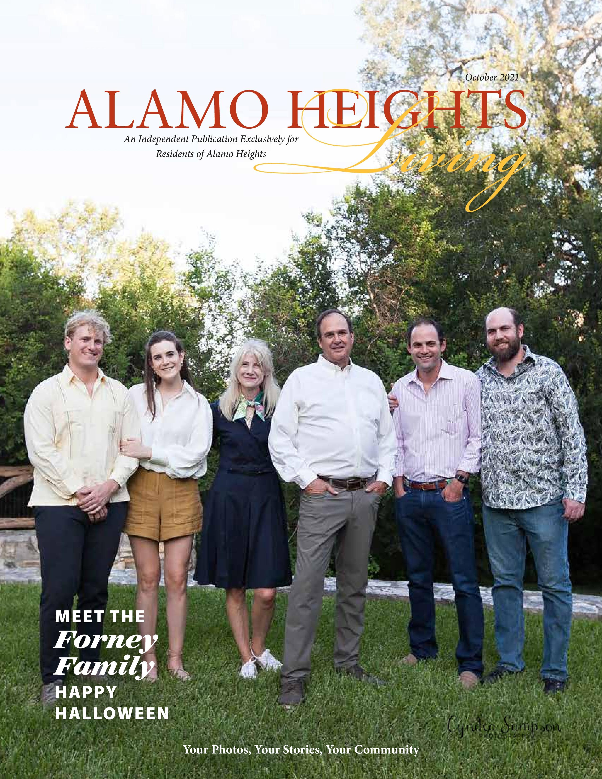 Alamo Heights Living 2021-10-01